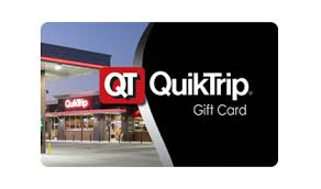 QT gift card