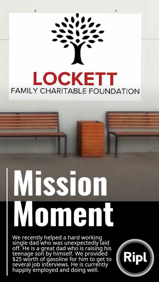 LFCF MISSION MOMENT
