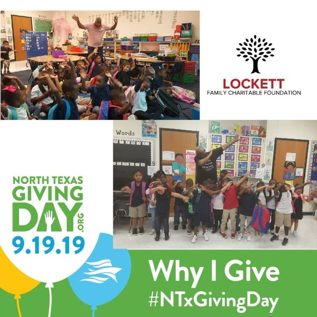 NTxGiving Day Why I Give
